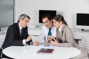 Improving Organizational Effectiveness through Management Consulting