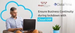 COVID-19 – Ensure business Continuity With Our Cloud ERP